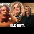 Still No Shame: Five Year Anniversary of NATO's Illegal Destruction of Libya