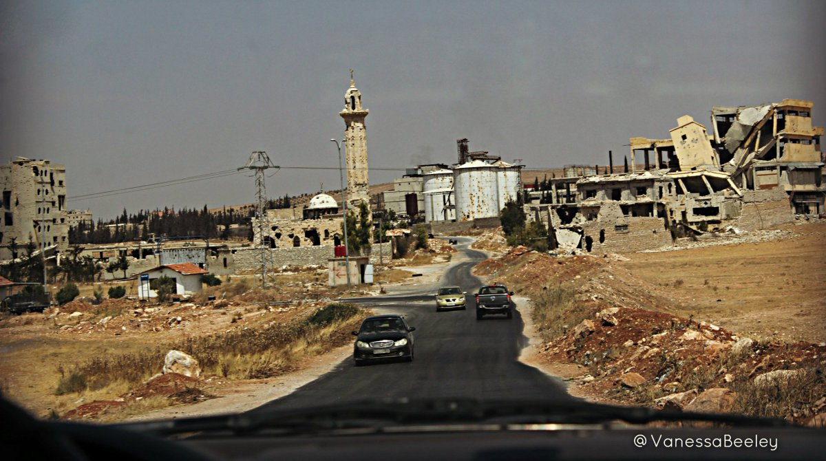 ALEPPO UPDATES: 'Only Road' to Deliver Aid to Eastern Aleppo, Castello Road - is Liberated