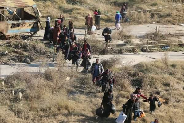 aleppo-exodus