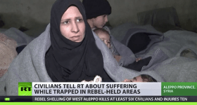 Reports: 'Rebels' in East Aleppo Shooting at Syrian Civilians Trying to Flee the Terrorist-Occupied East