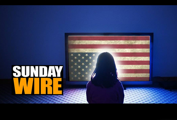 Episode #163 – SUNDAY WIRE: 'Mainstream Meltdown' with guests Peter Lavelle, Vanessa Beeley