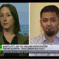 SYRIA: Eva Bartlett Faces Off with 'Rebel' Supporter on Sources and Propaganda