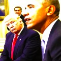 SOUR GRAPES? Whatever happened to the 'smooth transition of power' that Obama vowed?