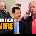Episode #168 – SUNDAY WIRE: 'Hacking the World' with Patrick Henningsen, guest Steven Sahiounie