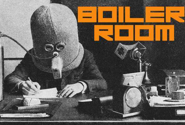 Boiler Room #93 – The Outgoing Head of Hydra