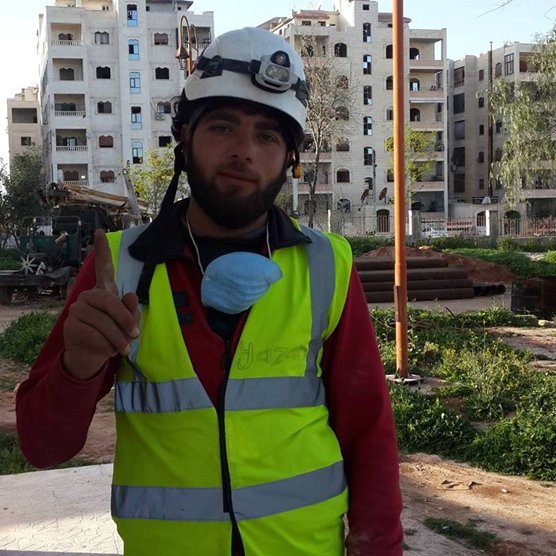 42 White Helmets Terrorists