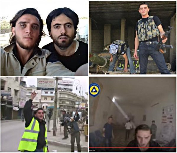 55 White Helmets Terrorists