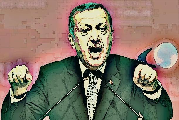 erdogan rage
