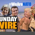 Episode #187 – SUNDAY WIRE: 'Threat Level: Ludicrous' with Mike Robinson plus special guests