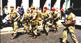 MARTIAL LAW? Theresa May Deploys Thousands of Troops onto Streets of Britain