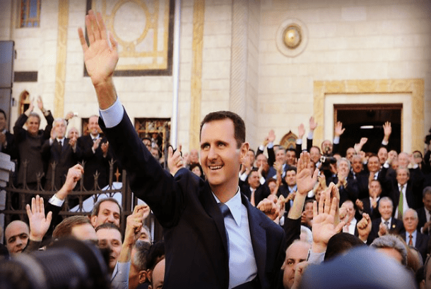 SYRIA: The West Only Hates Assad Because Their TV Told Them To