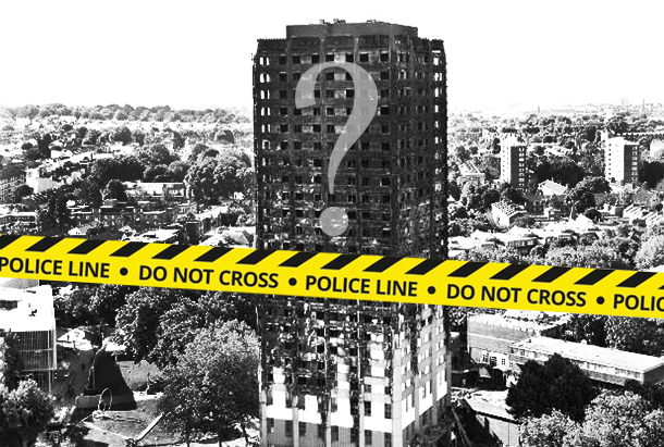 GRENFELL: Poor People Sacrificed on the Altar of 'Regeneration'