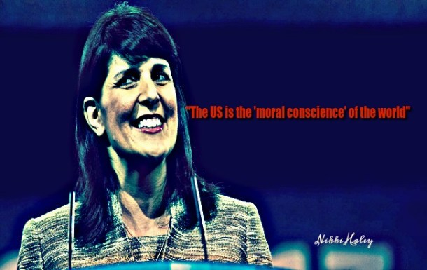 Nikki haley us