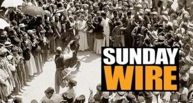Episode #191 – SUNDAY WIRE: 'The Big Pinch' with Daniel Faraci, Emma, Basil Valentine