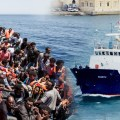 'Far Right' Ship C-Star Enters Mediterranean to Stop Migrants, Crew Arrested
