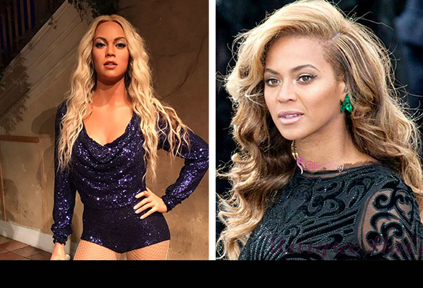 "Progressives Outraged Over Beyonce ""So White"" Wax Figure at Madame Tussauds"