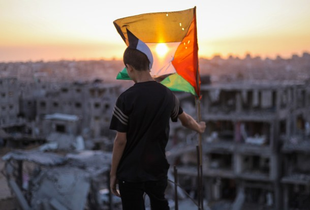 Palestine's Refusal to Comply ~ By John Pilger