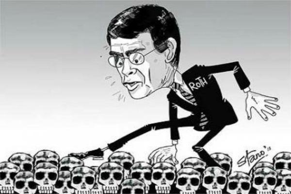 Roth cartoon