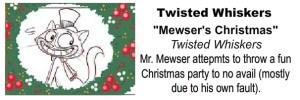 Mewser's Christmas