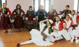 Lushnje/ Treva të Shqipërisë në Festivalin Folklorik Tipologjik të Valles Burimore