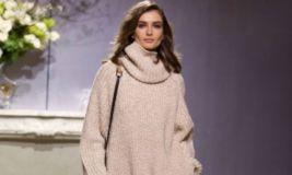 Maxi pull, tendenca për një vjeshtë/dimër të ngrohtë
