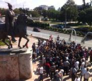 Shqiptarët në Maqedoni: Shpallet Republika e Iliridës