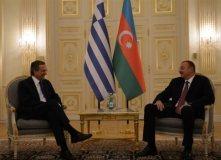 Samaras në Baku:  Greqia partneri më i rëndësishëm strategjik i Azerbajxhanit