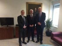 Ministri Naço takime gjatë hapjes së vitit ligjor në Britaninë e Madhe