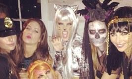 Halloween-i i VIP-ave në rrjetet sociale