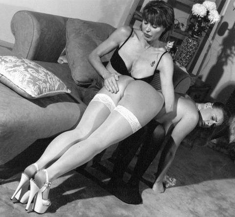 mature women who spank men