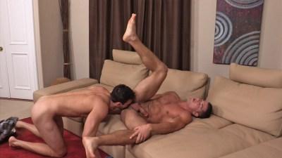 Jarek and Aidan Sean Cody