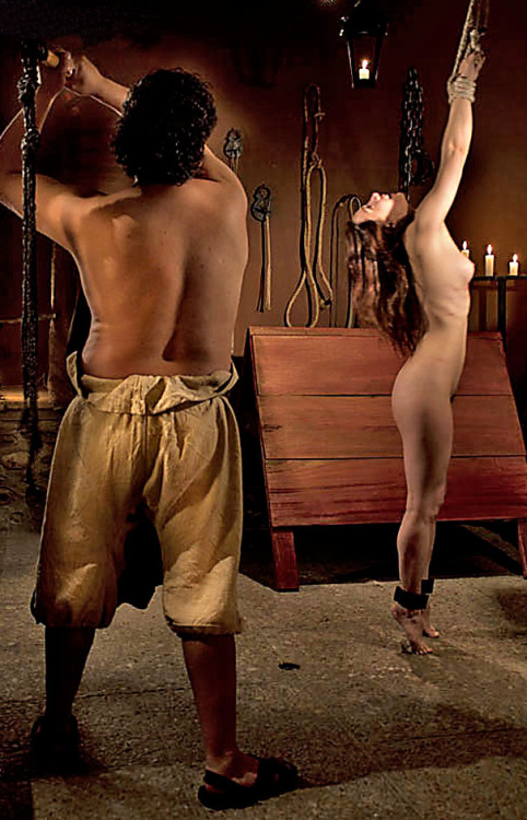 female prison whipping