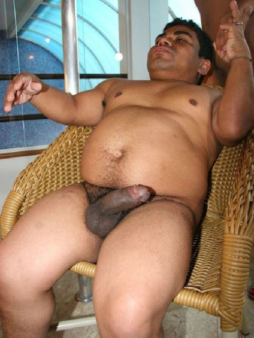 midget with big penis