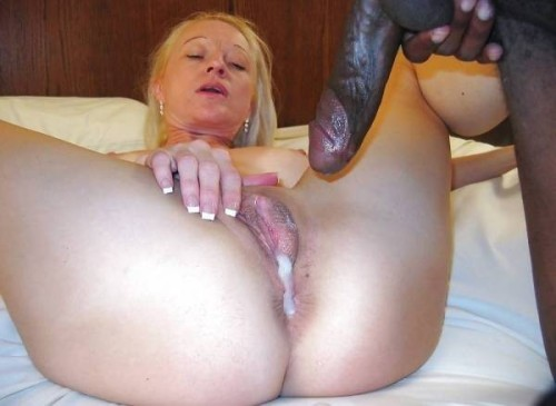 mom gets creampie from son