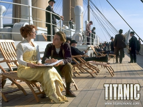 The Doctor was on the Titanic?