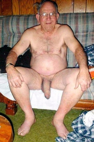 senior black cock