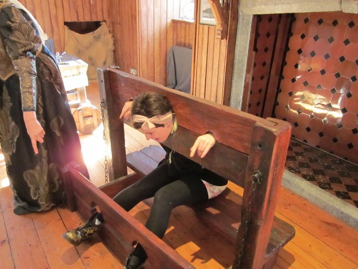 women fucked in pillory and stocks