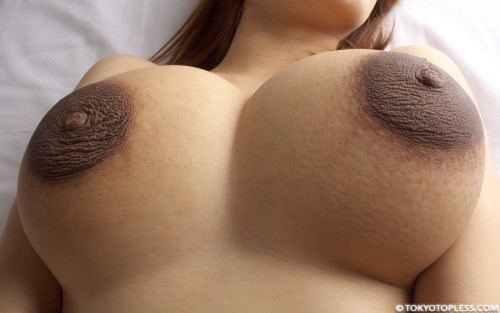 black puffy nipples