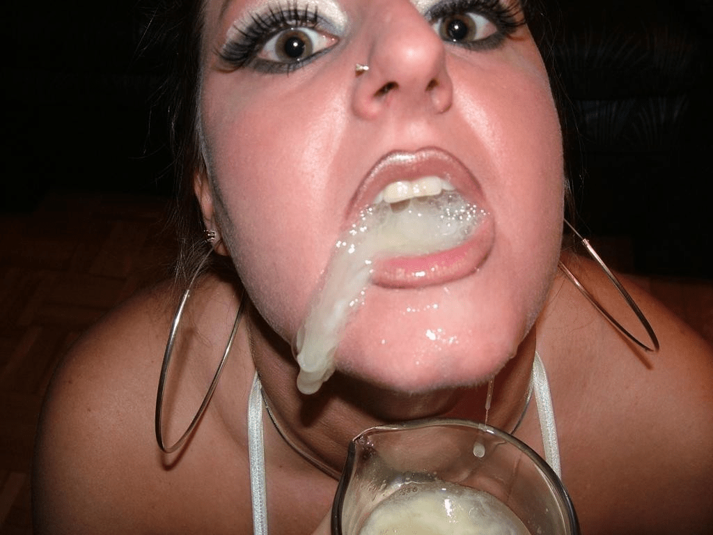 forced cum in mouth