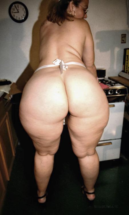 massive mature booty