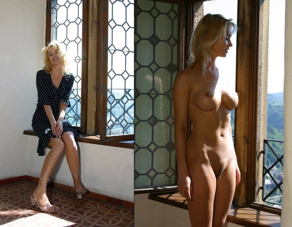 homemade mature dressed undressed