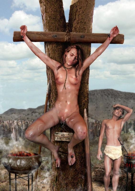 arcimboldo male crucifixion