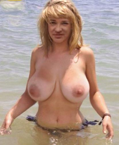 mature natural boobs