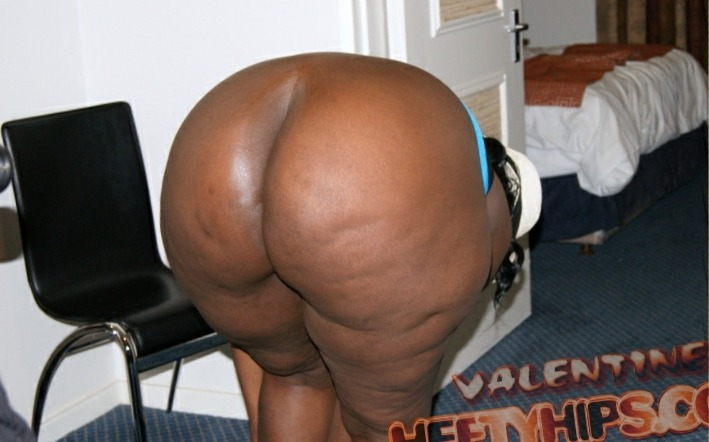 thick hood booty