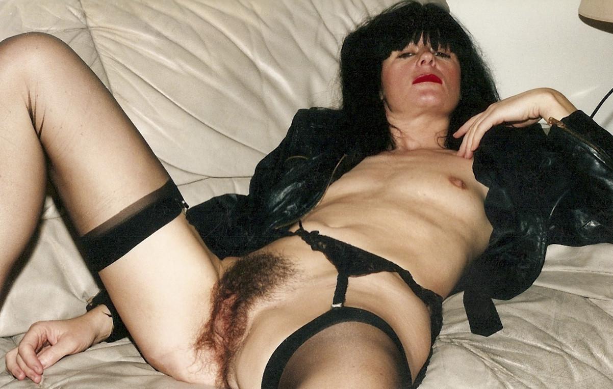 mature women in garter belts