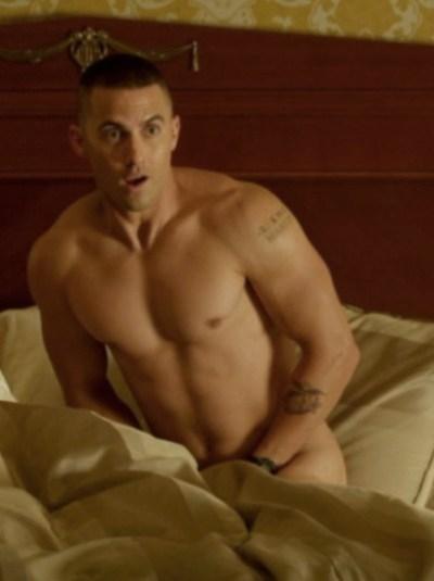 Milo Ventimiglia nude butt