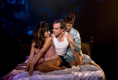 Daniel Day-Lewis naked