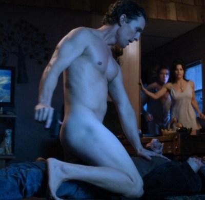 Matthew McConaughey nude, butt, ass