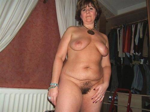 mature old granny fat ass