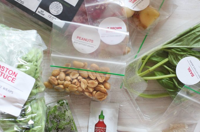A review of the meal subscription kit Plated // 24 Carrot Life